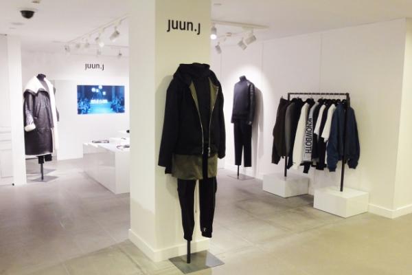 [Photo News] Juun.J at Harrods