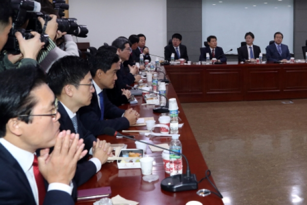 Key Saenuri dissenters to leave ruling party