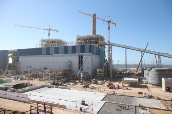 Daewoo E&C collects W387.1b for project in Morocco