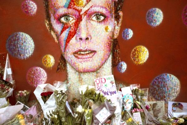 David Bowie interview collection shows man behind legend
