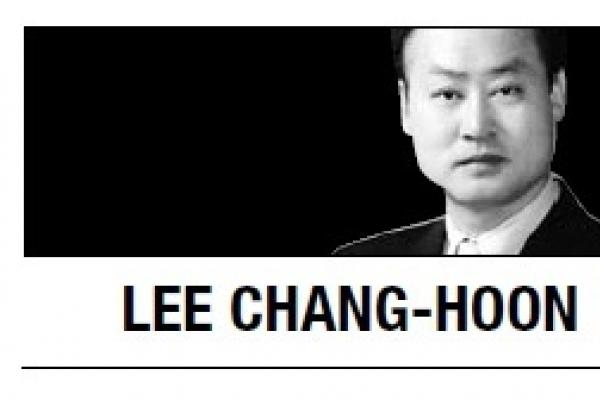 "[Lee Chang-hoon] No ""Pompidou phenomenon"" in Korea"