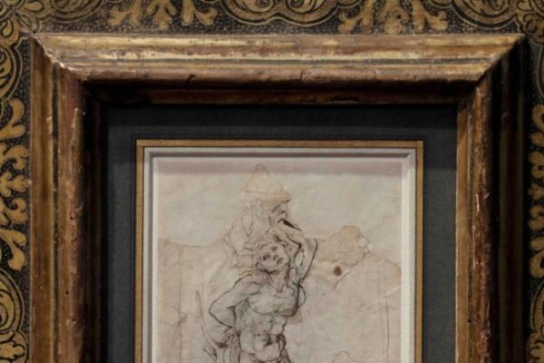 France blocks sale of rare Da Vinci 'Saint Sebastian'