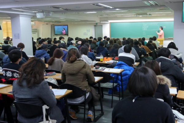 Korean parents think financial ability affects children's education: poll