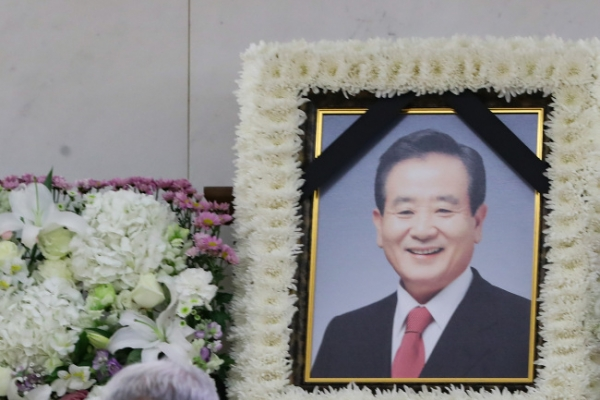Kang, finance minister during 1997 financial crisis, dies