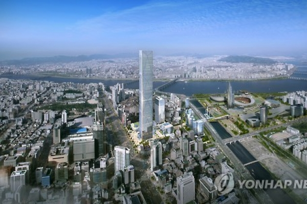Hyundai Motor plans to build Korea's tallest building in Seoul