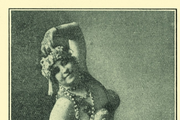 New book details old New Orleans' hooker directories