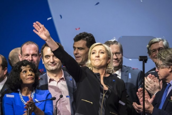 [Newsmaker] Le Pen vows 'France first' at campaign launch