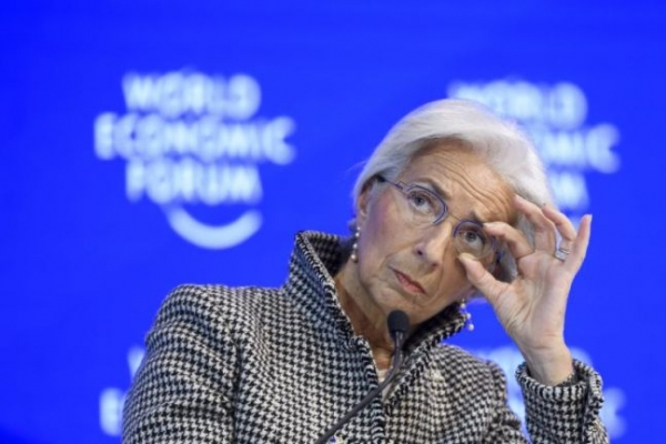 IMF's Lagarde 'optimistic' about US economy