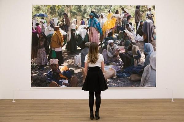 'Renaissance man' Tillmans show blends politics and art