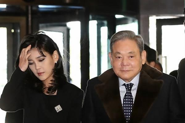 Hotel Shilla shares shine amid rumors of Samsung heiress' rise