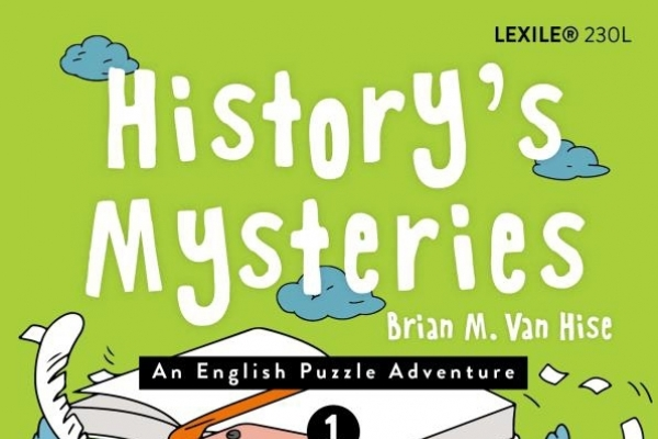 Treasure hunt inspires EFL adventure book