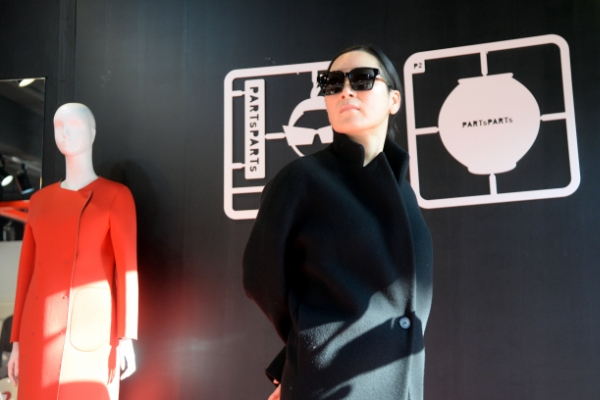 Designer with unique vision of fashion and biz