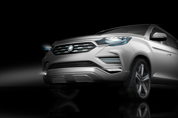 SsangYong partners Posco for safe, high performance SUV