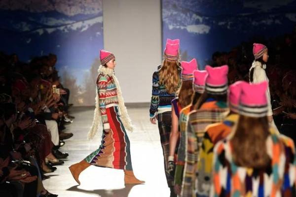 Milan designers feature 'empowering women' theme