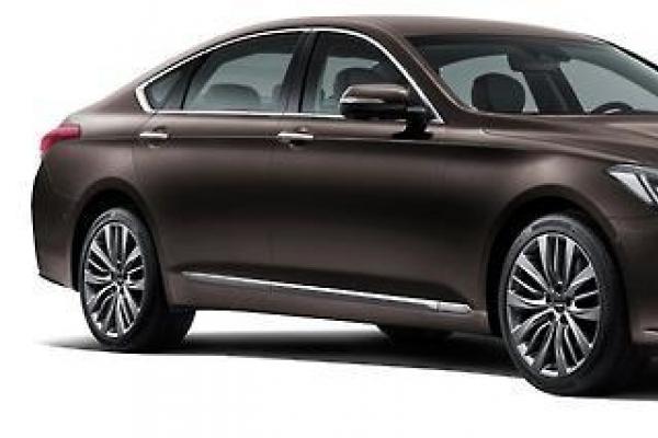 Hyundai Motor's G80 sells over 30,000 in Korea
