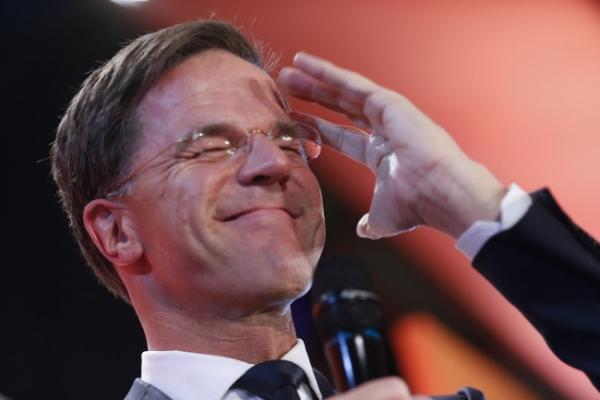 [Newsmaker] Dutch PM Rutte beats off 'wrong kind of populism'