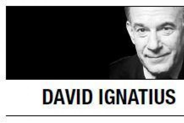 [David Ignatius] War in space becoming real threat