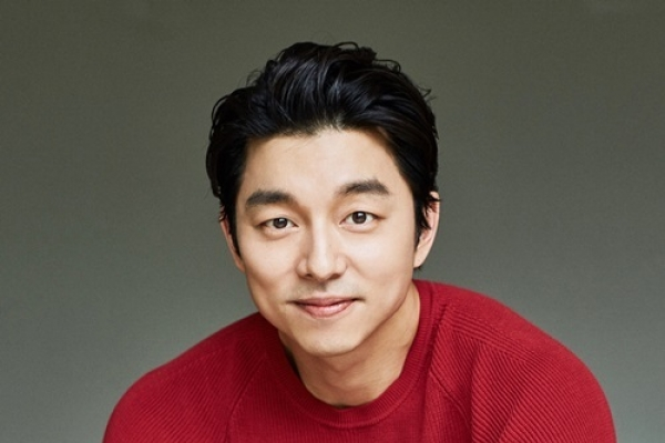Gong Yoo tops brand value among film actors