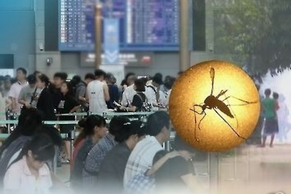 Korea confirms 19th Zika virus infection