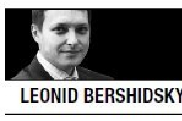 [Leonid Bershidsky] Putin faces lonelier world in preparing for his election