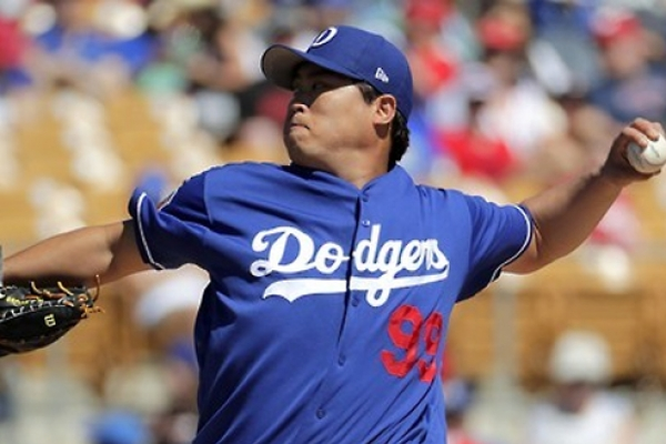 Dodgers' Ryu Hyun-jin joins starting rotation thanks to solid spring