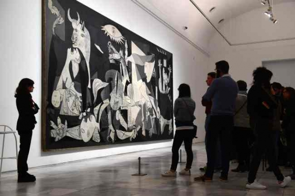 80 years on, Picasso's anti-war 'Guernica' still resonates