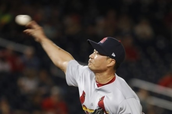 Cardinals closer Oh Seung-hwan gives up run for 3rd straight outing