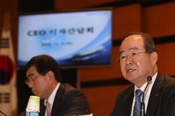 Daewoo Shipbuilding chief confident of turnaround in Q1