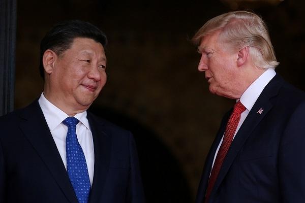 Trump says China's Xi wants to help