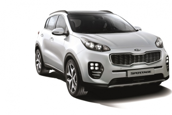 [Photo News] Kia releases new Sportage