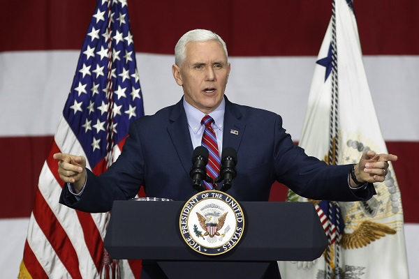 Pence to send clear message over N. Korea, THAAD during Seoul visit: official