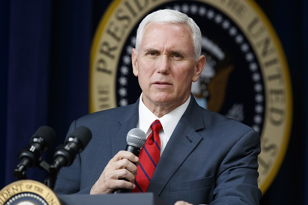 Pence to open Asian trip amid tensions with North Korea