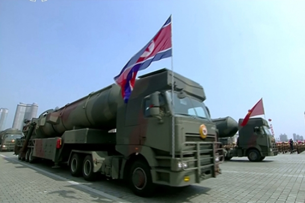 Korean tension spreads in Asia