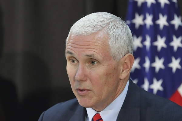 Pence: North Korea 'provocation' shows the risk to military