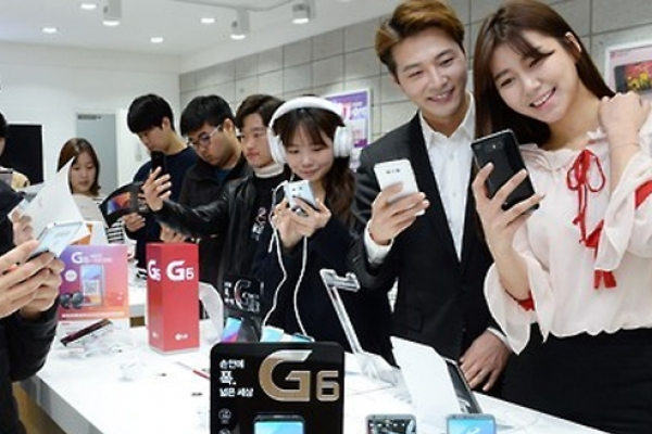 More customized apps in store for G6 users