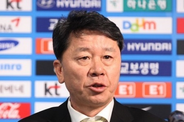 Korea nat'l football team appoints chief assistant coach