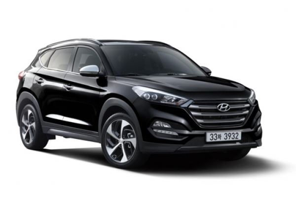 Hyundai adds 'Extreme edition' to Tucson SUV lineup