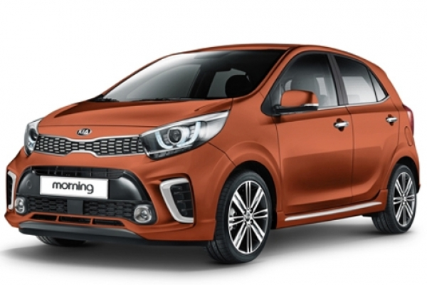 Kia launches turbo direct-injection Morning city car