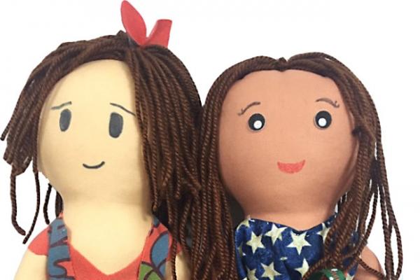 Talk To Me doll program promotes kids' multicultural awareness