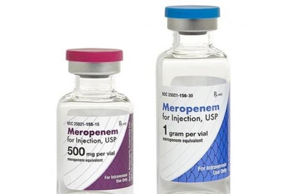 Daewoong Pharm's antibiotic Meropenem hits US