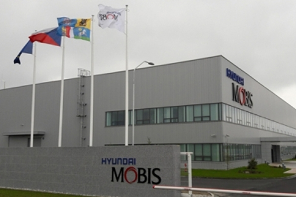 Hyundai Mobis begins lamp production in Czech plant