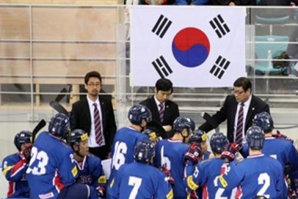 Korean men looking for fast start at hockey worlds