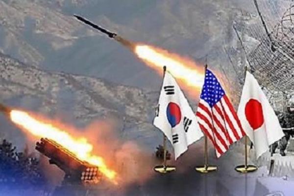 Korea, US, Japan unite against China's THAAD retaliation