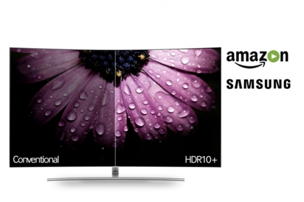 Samsung joins Amazon for HDR tech