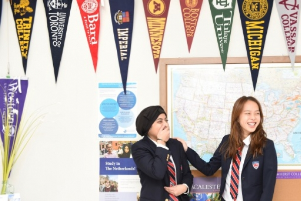Dwight School graduates accepted to prestigious universities