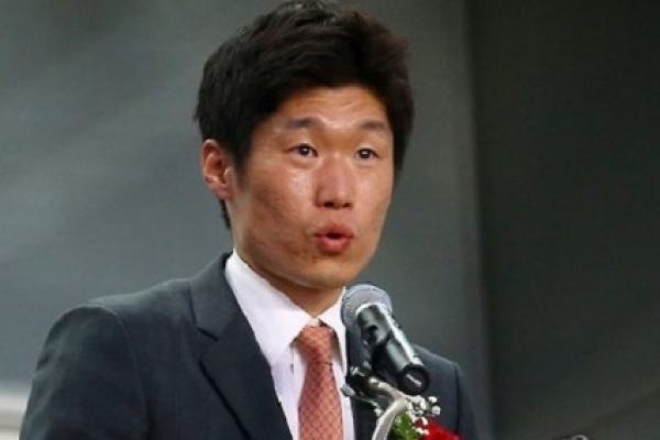 Park Ji-sung tells Korean U-20 nat'l team to create 'miracle' at World Cup