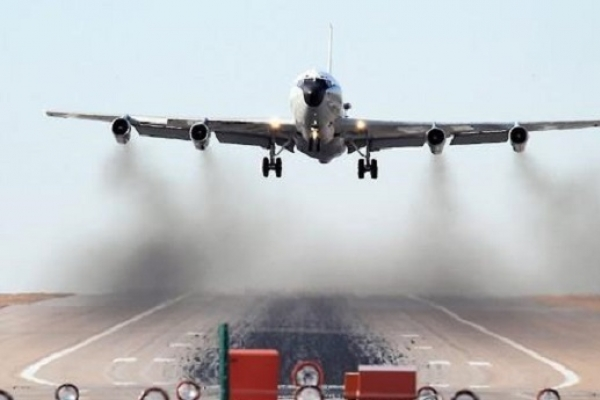 US sends nuclear sniffer plane to Korea: source