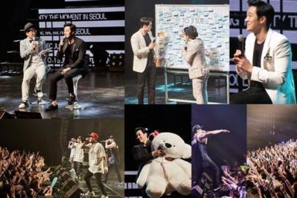 Actor So Ji-sub wraps up fan meetings in Asia