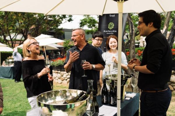 Kiwi Chamber to host New Zealand Wine Festival