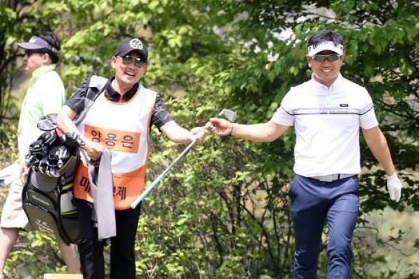 Ex-PGA champion Yang Yong-eun eyeing return to US tour